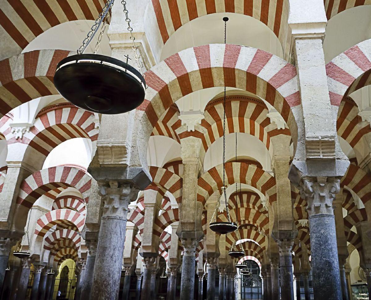 Andalousie à moto et la Mezquita