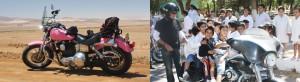 Voyager avec sa moto et avec Road Trip Factory