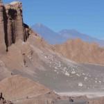 Le désert d'Atacama lors d'un voyage moto Harley au Chili et Argentine