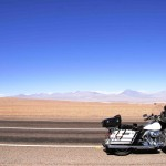 Le désert d'Atacama sur un voyage moto Harley en Argentine et Chili