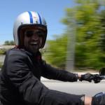 """Bonne humeur sur le voyage Harley au Maroc """"La Tête dans les Etoiles"""""""