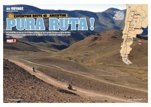 Freeway Magazine - Ruta 40 en Harley-Davidson - Partie 2