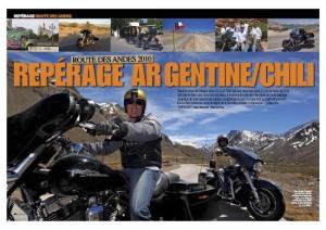 Hors série Freeway Magazine - La Route des Andes