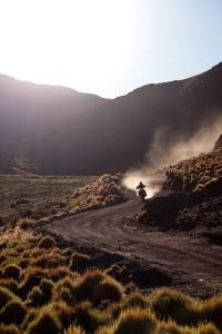 Voyage à moto en Argentine sur la route 40 en scrambler Harley-Davidson