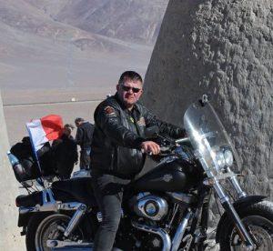 La route des Andes - Gabriel