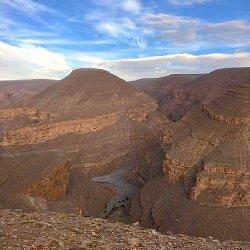 Rando moto au Maroc avec Terres de Scrambler