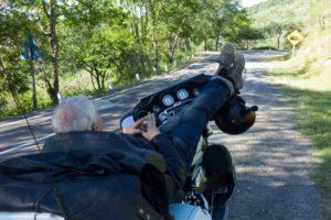 Une certaine idée du voyage à moto