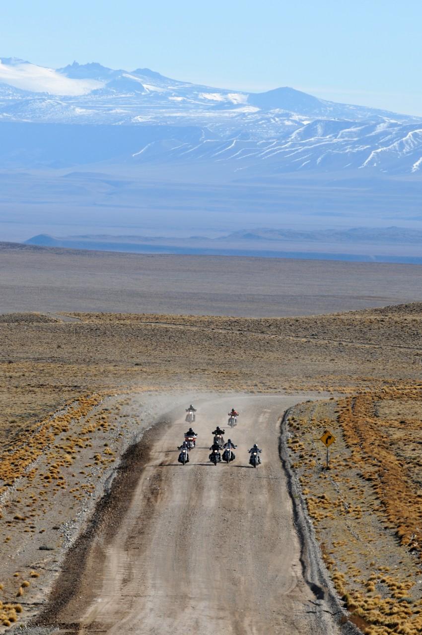 Road Trip Factory est voyagiste moto, l'Argentine et la Route 40 sont inscrits dans son ADN