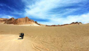 Notre univers de voyage à moto trail